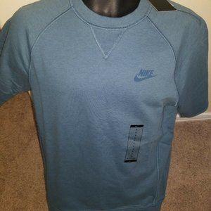 French Terry crewneck Sportswear shirt Nike men's